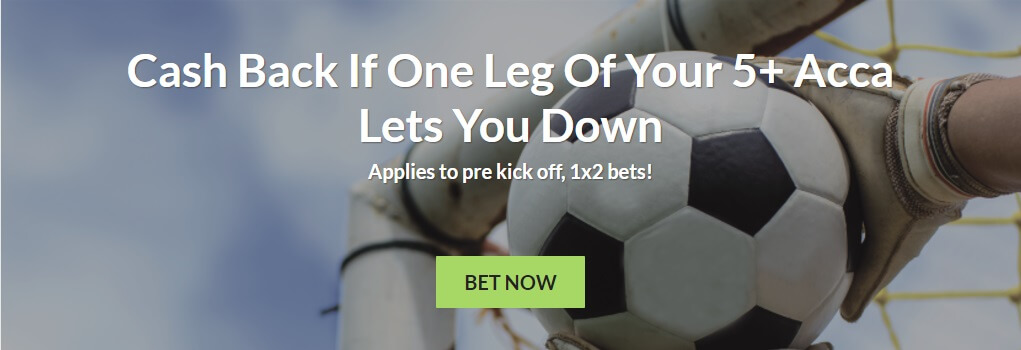 Bruce Betting Football Offer